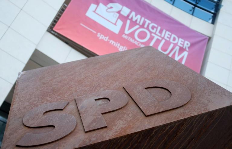SPD-Spitze berät über Nahles-Nachfolge (© 2019 AFP)