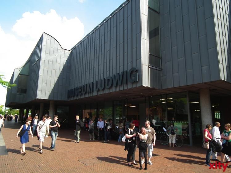 Museum Ludwig in Köln (Foto: xity)