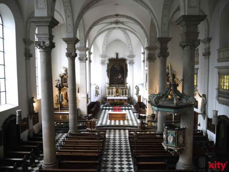 Historische Führung durch Maxhaus und Maxkirche (Foto: xity)