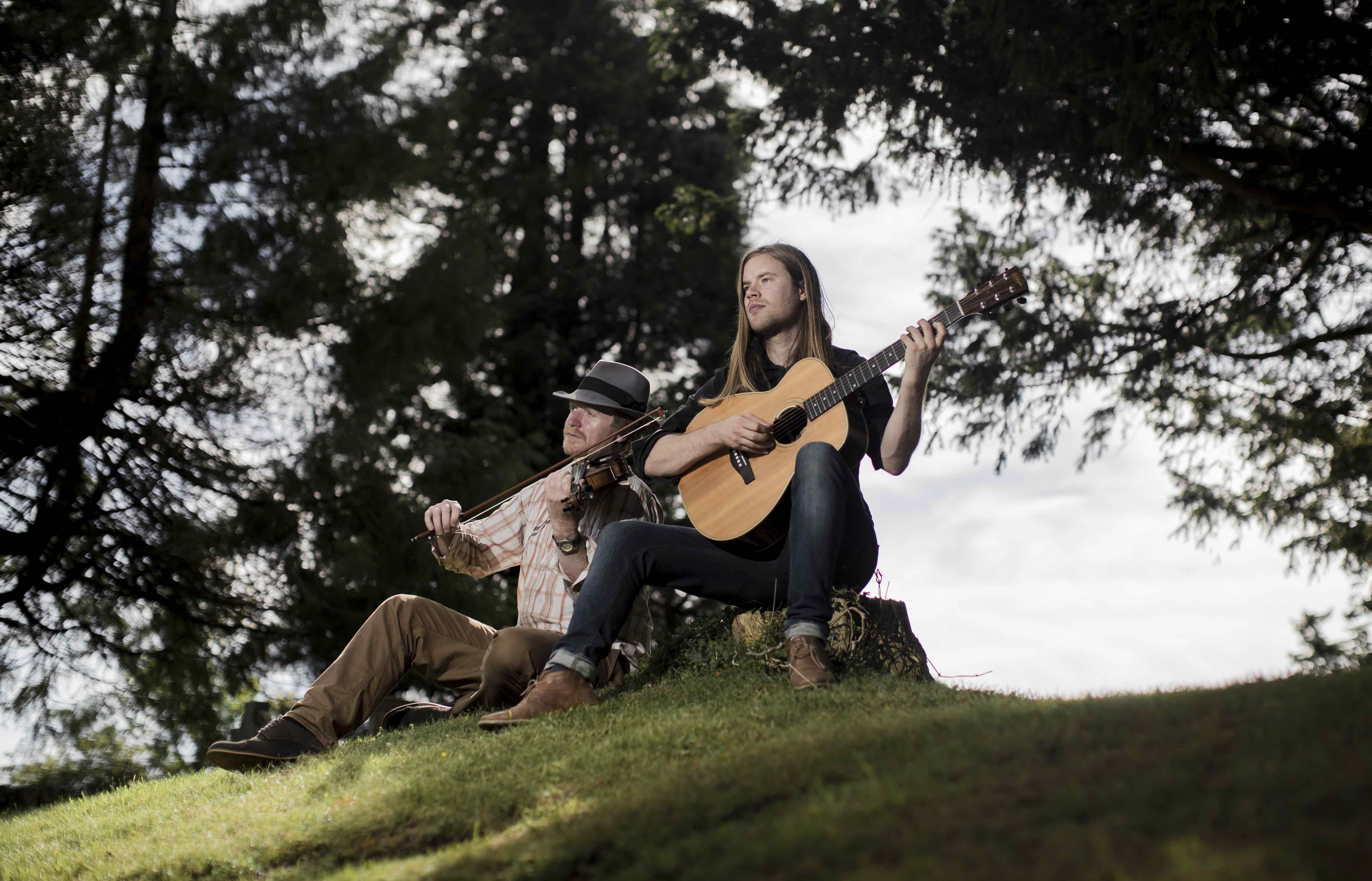 Kit Hawes und Aaron Catlow (Foto: Paul Blakemore)