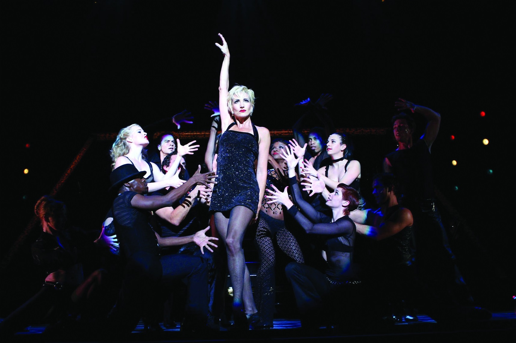 CHICAGO – THE MUSICAL Szene (Foto: Jeremy Daniel)