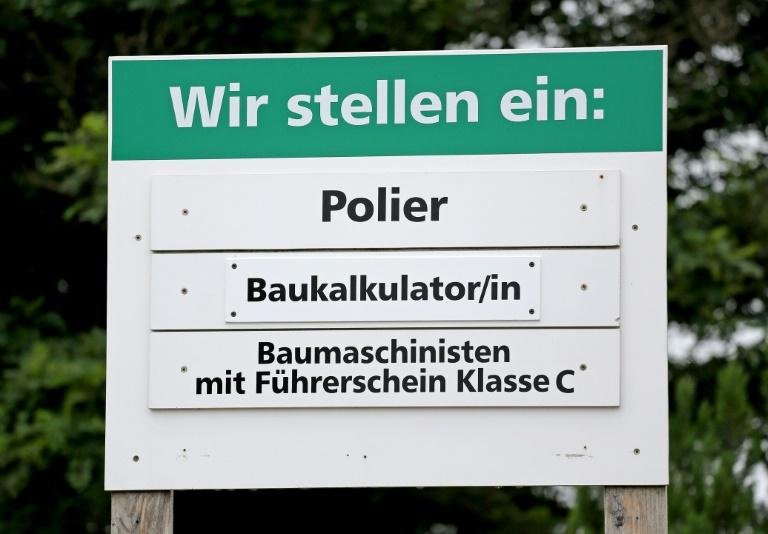Fachkräfte-Gesetz soll noch diese Woche im Bundestag verabschiedet werden (© 2019 AFP)
