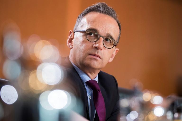 """Maas: """"Klimaschutz muss zum neuen Imperativ der Außenpolitik werden"""" (© 2019 AFP)"""