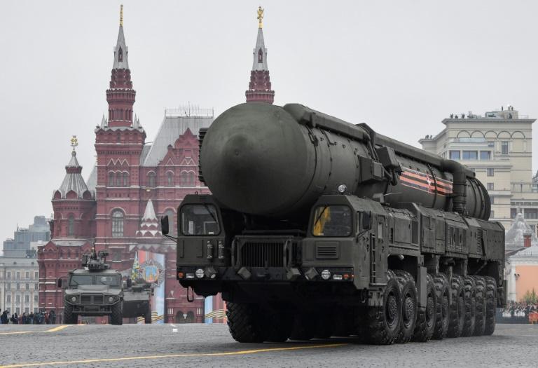 Friedensforscher fordern Bundesregierung zu aktiverer Sicherheitspolitik auf (© 2019 AFP)
