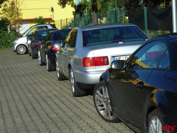 Stadt Köln plant Anpassung der Parkgebühren. (Foto: xity)