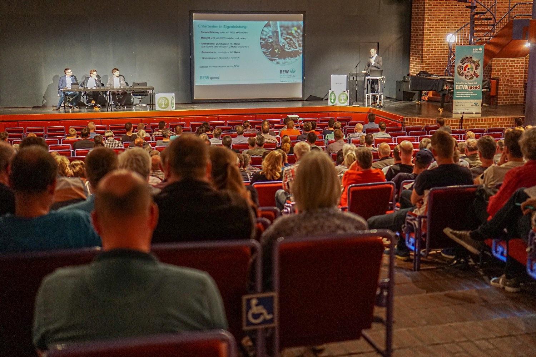 Breitband Infoabend Stadt und BEW Juni 2019 (Foto: Stadt Bocholt)