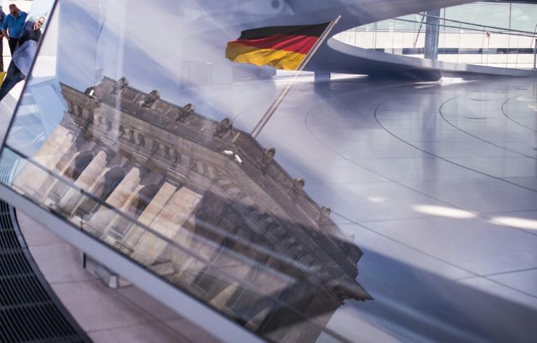 Bundestag debattiert über Klimapolitik der Bundesregierung (© 2019 AFP)