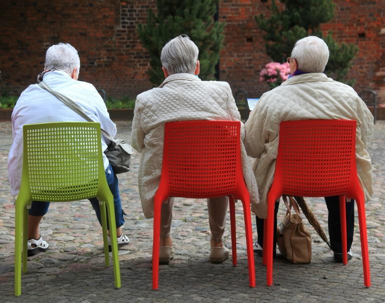 DIW-Studie: Geringverdiener profitieren weniger von eingezahlten Rentenbeiträgen (© 2019 AFP)