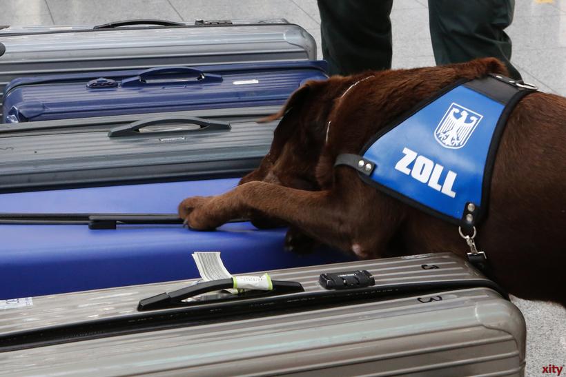 Hinweis über die Mitnahme von tierischen Lebensmitteln und Proviant bei internationalen Reisen (Foto: xity)
