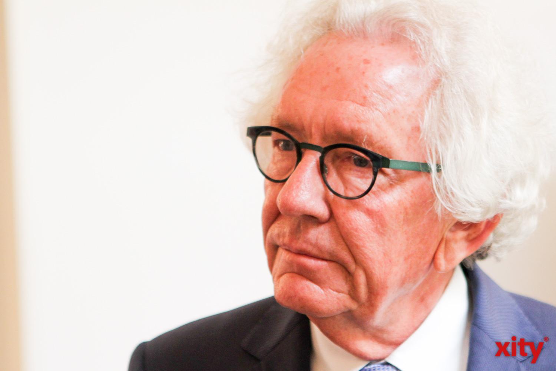 Dr. Stephan Holthoff-Pförtner, Minister für Europaangelegenheiten und Internationales des Landes Nordrhein-Westfalen(Foto: xity)