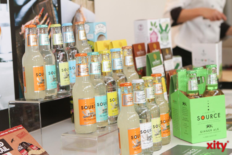 Getränke aus England, Wales und Schottland wurden gereicht (Foto: xity)