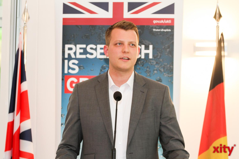 Henning Höne, Mitglied des Landtags Nordrhein-Westfalen (Foto: xity)
