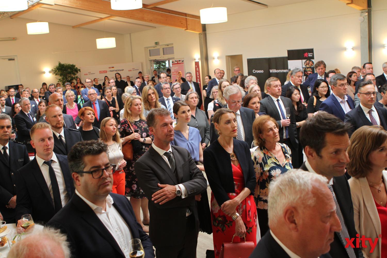 300 Gäste waren der Einladung gefolgt (Foto: xity)