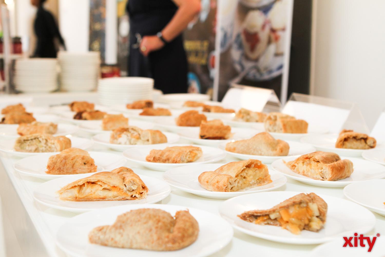 Kleine Pasteten in vielen Geschmacksrichtun(Foto: xity)