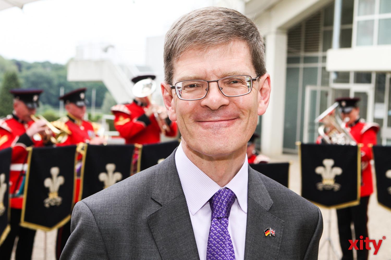 Rafe Courage, Britischer Generalkonsul in Nordrhein-Westfalen (Foto: xity)
