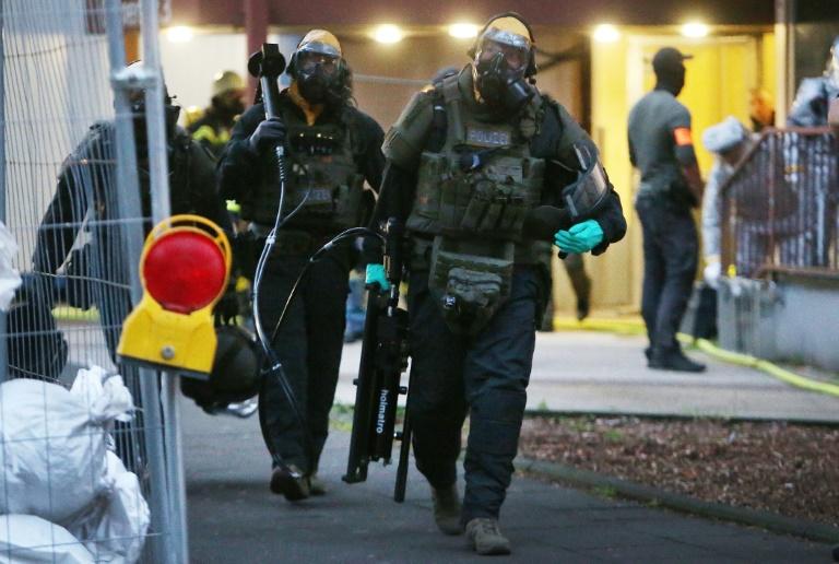Prozess gegen mutmaßliche Rizin-Bombenbauer von Köln beginnt in Düsseldorf (© 2019 AFP)