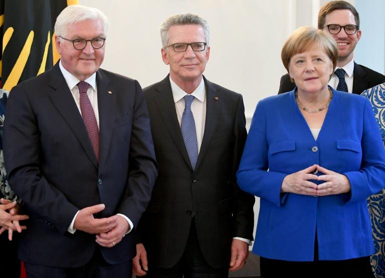 De Maizière rät Politikern zu Freunden außerhalb der Politik (© 2019 AFP)