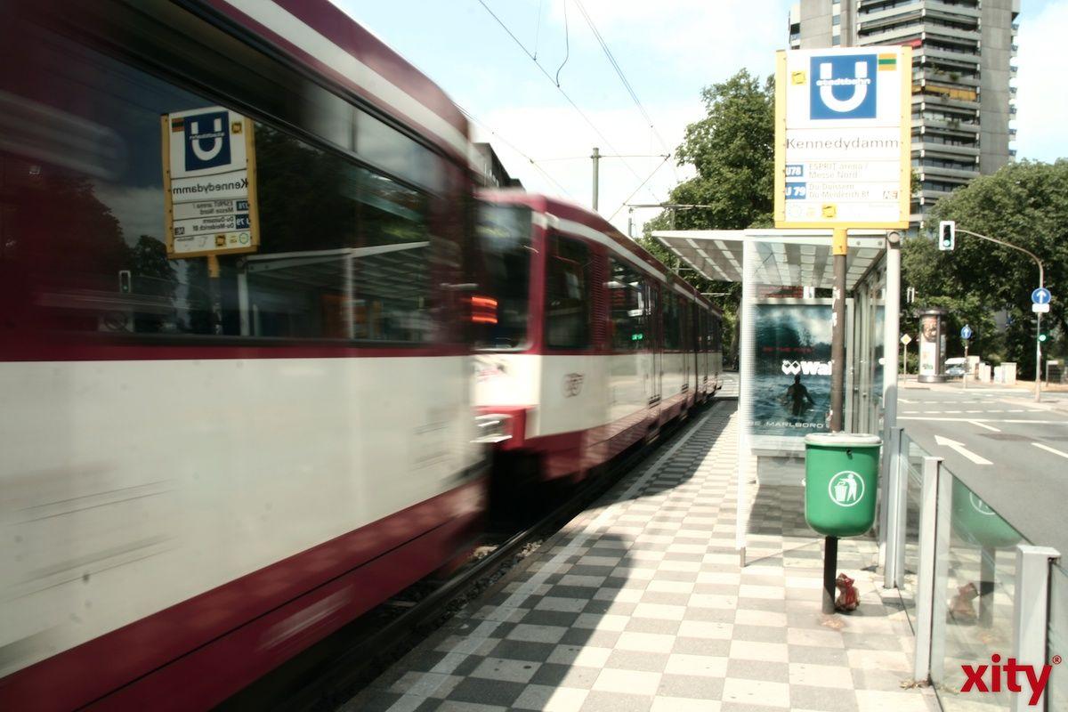 Die Rheinbahn ändert zum Fahrplanwechsel ihr Angebot im gesamten Netz (Foto: xity)