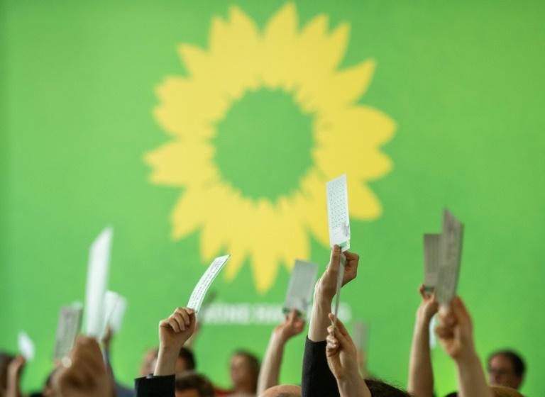 Umfrage: 58 Prozent der Bürger wünschen sich grüne Regierungsbeteiligung im Bund (© 2019 AFP)