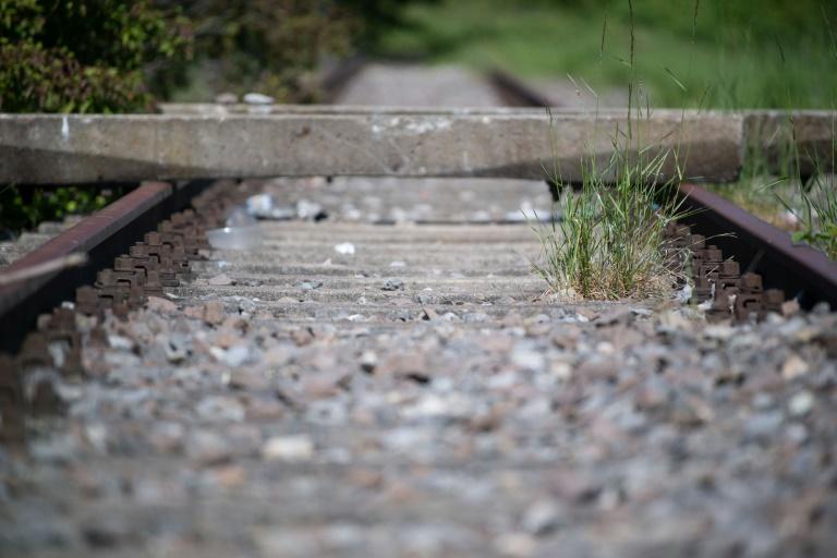 Knapp 6500 Kilometer Bahnstrecke in Deutschland seit 1990 stillgelegt (© 2019 AFP)