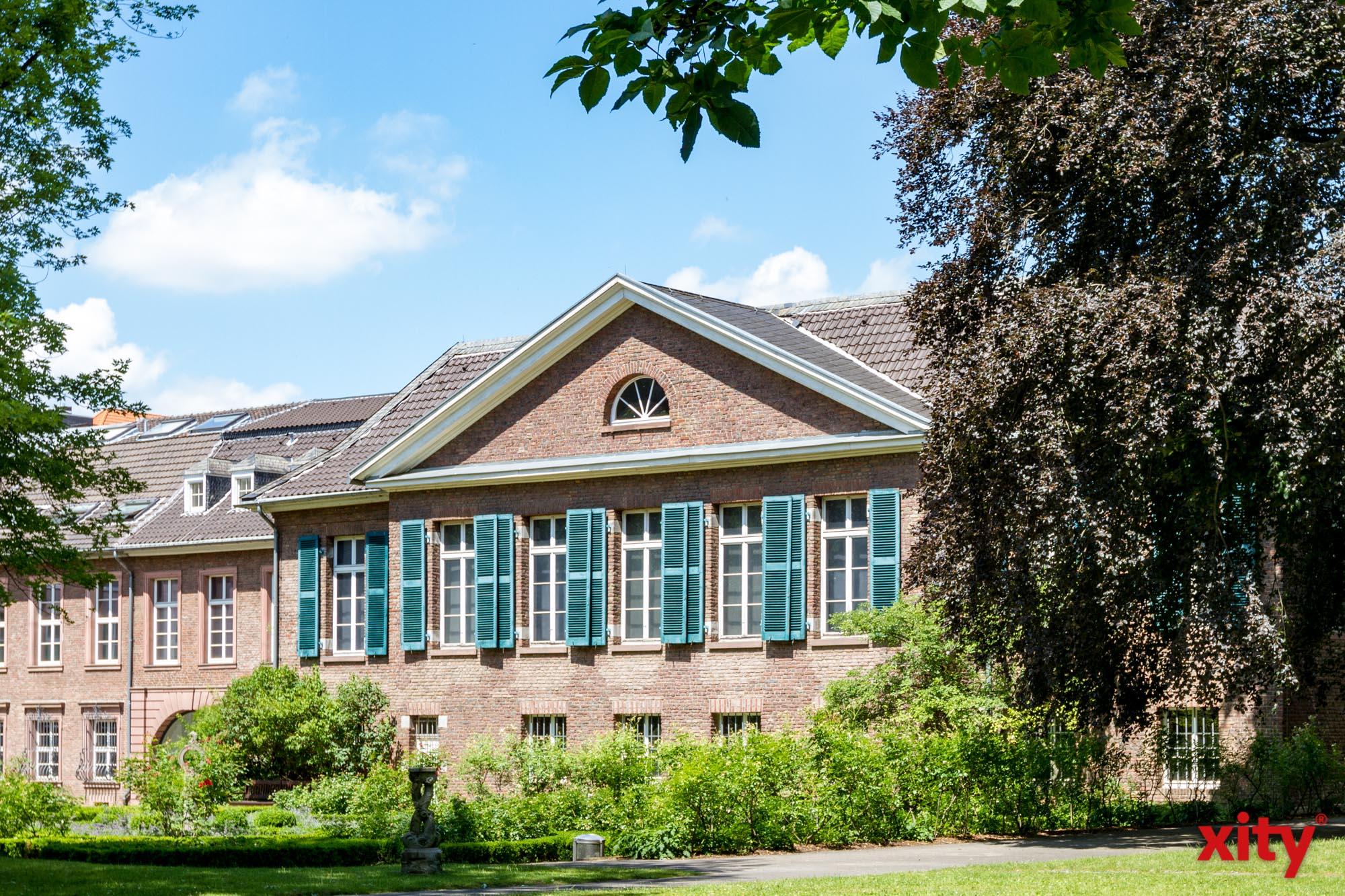 Im Stadtmuseum Düsseldorf einen Ritterorden gründen (Foto: xity)