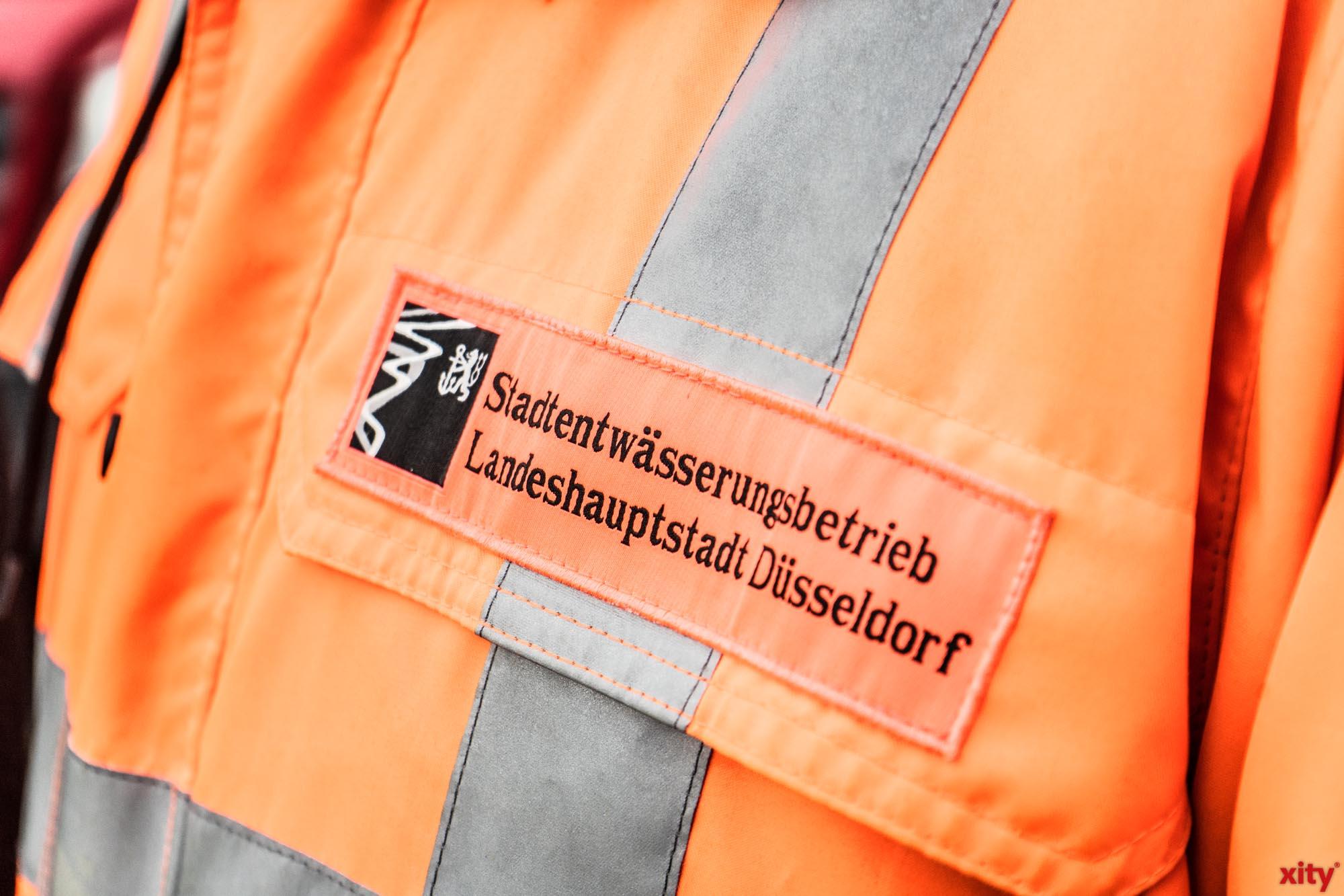 Kanalbauarbeiten an der Grafenberger Allee starten heute (Foto: xity)