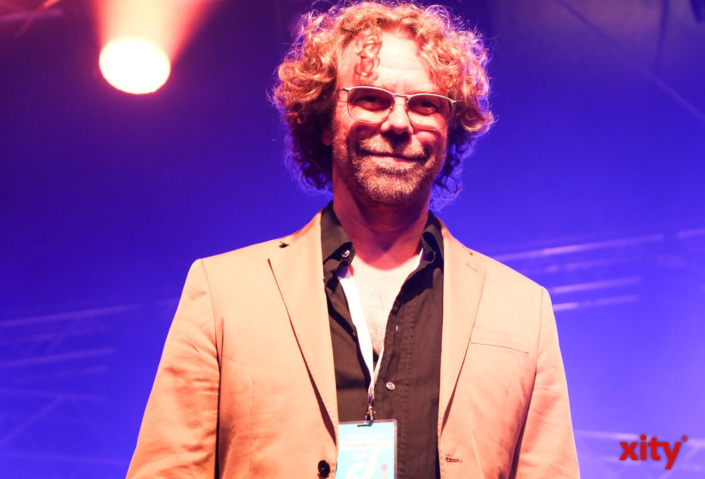 Der Musiker Reiner Witzel übernahm auch in diesem Jahr wieder die Künstlerische Leitung (Foto: xity)