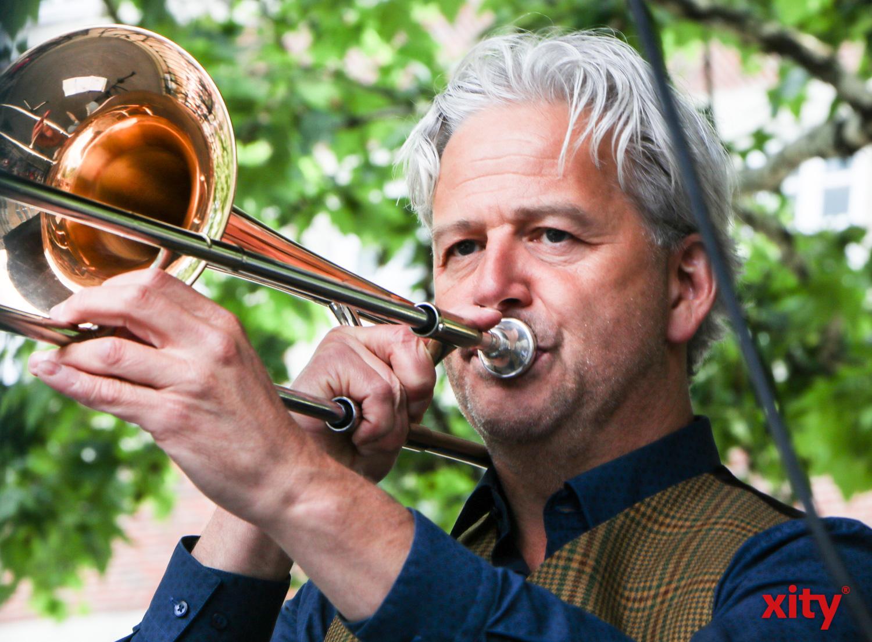 500 Musiker waren bei der 27. Auflage der Jazz Rally dabei (Foto: xity)
