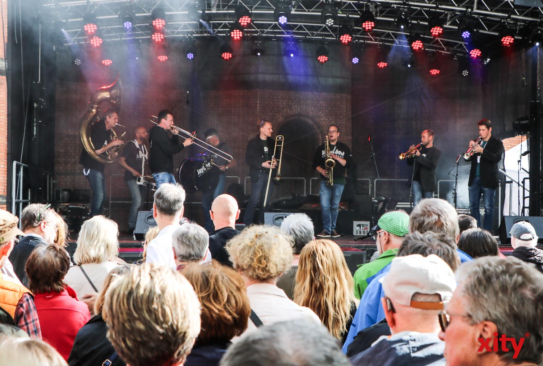 Die Jazz Rally 2019 war ein voller Erfolg (Foto: xity)
