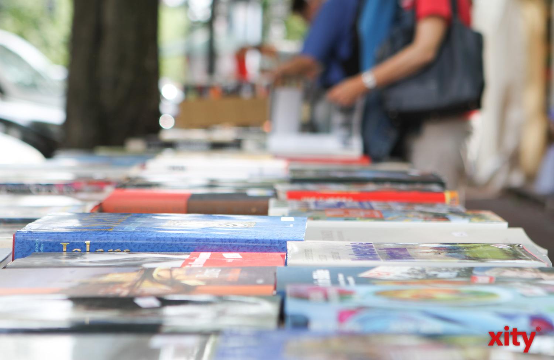 Bücher aus allen Stilrichtungen gab es zu entdecken (Foto: xity)