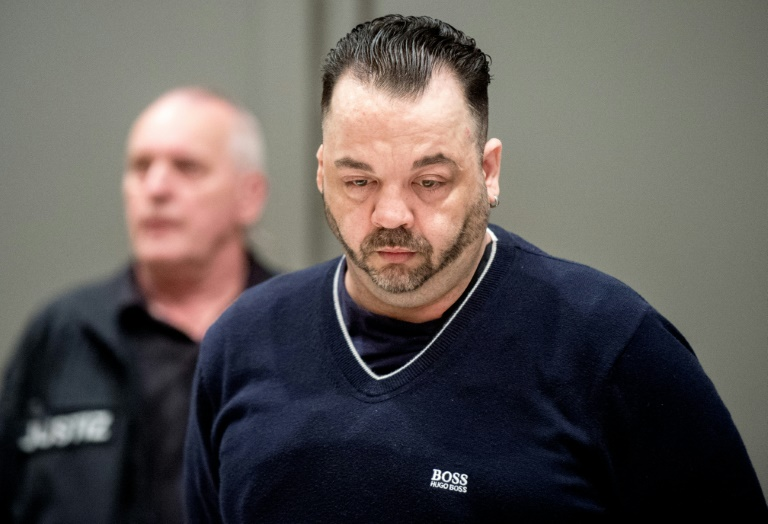 Wegen beispielloser Mordserie verurteilter Niels Högel legt Revision ein (© 2019 AFP)
