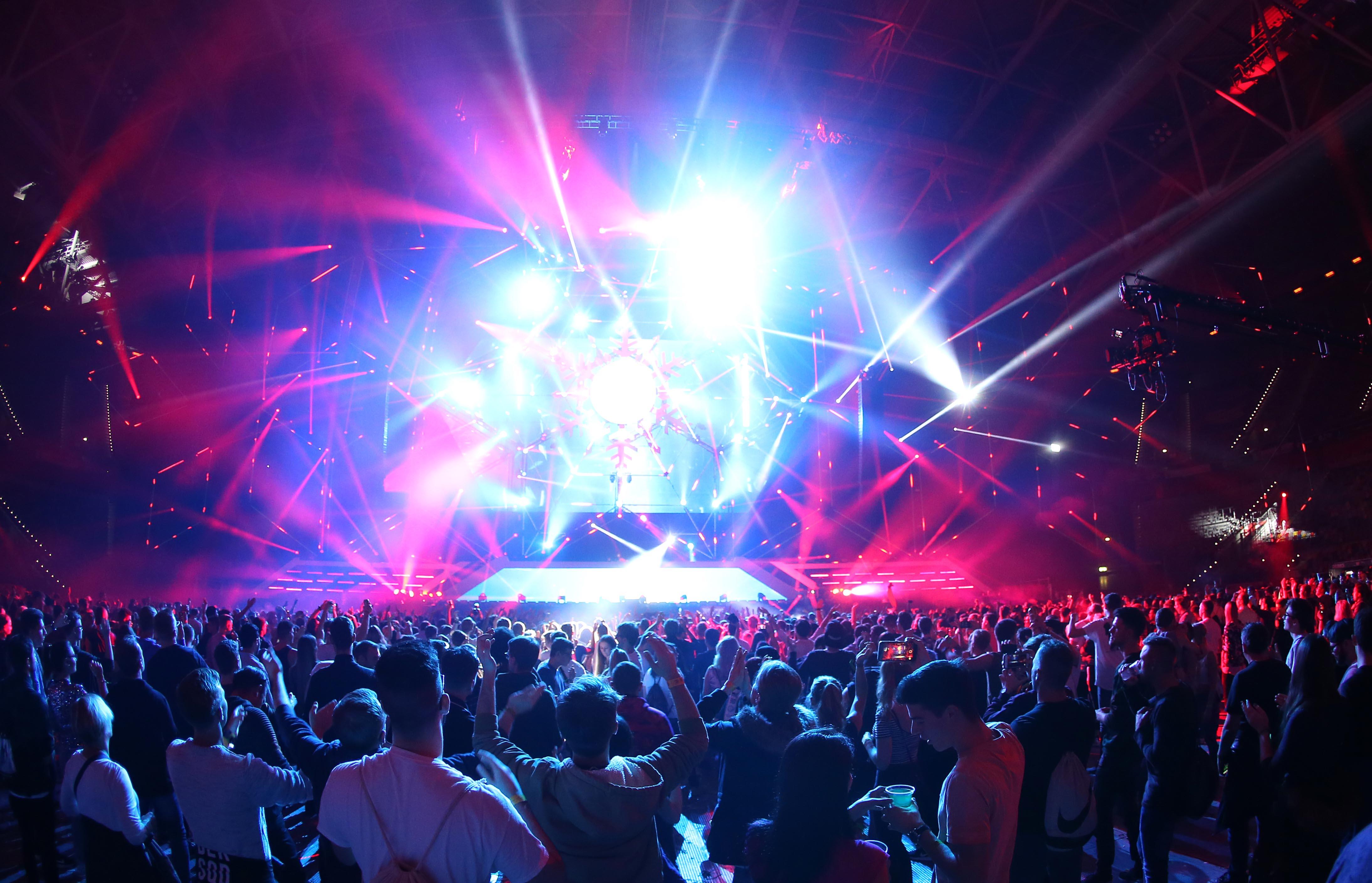 Im vergangenen Jahr feierte der World Club Dome Winter Edition in Düsseldorf Premiere (Foto: World Club Dome)