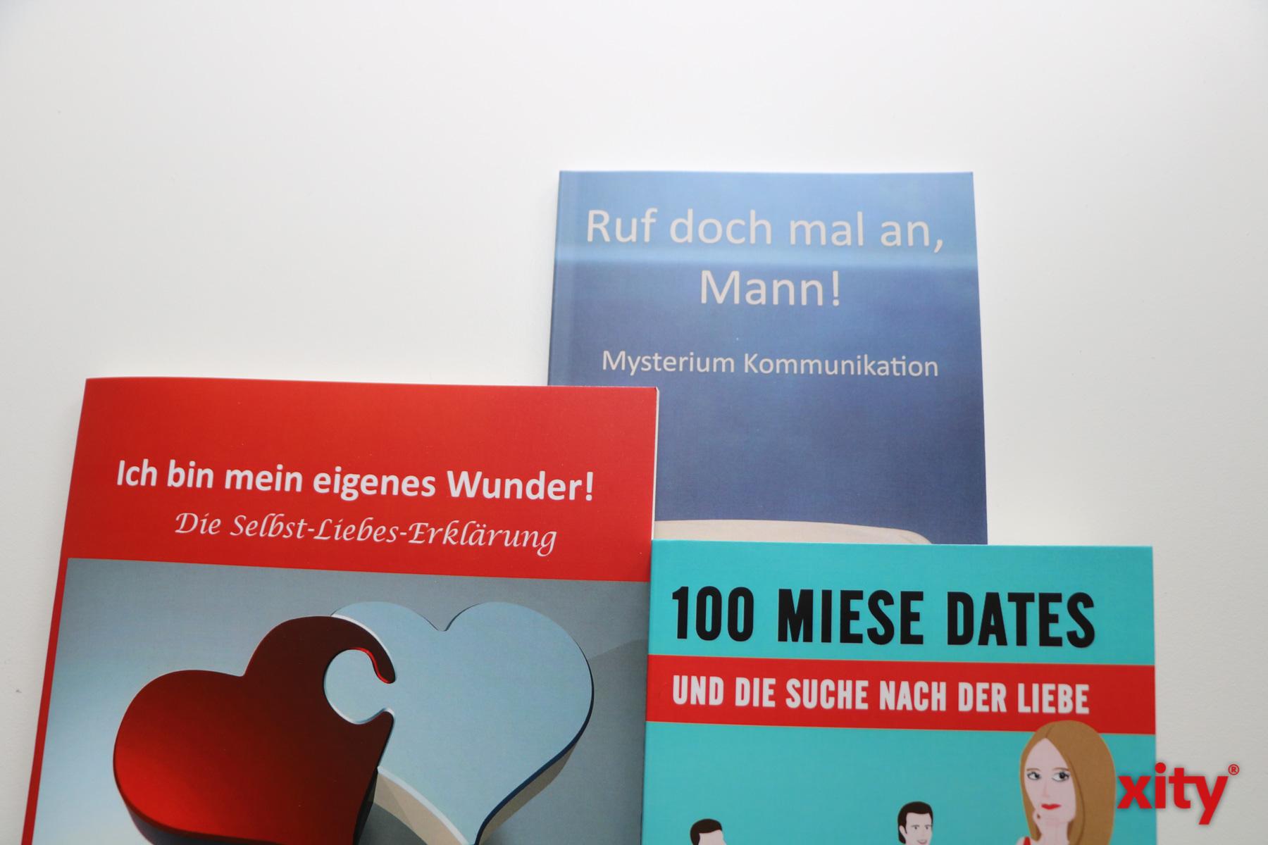Mittlerweile hat die Beziehungsmanagerin bereits drei Bücher geschrieben, zwei sind momentan in Arbeit (Foto: xity)