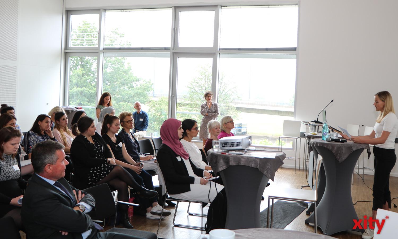 Das Deutsche Rote Kreuz lud zur Dialogtagung nach Düsseldorf (Foto: xity)