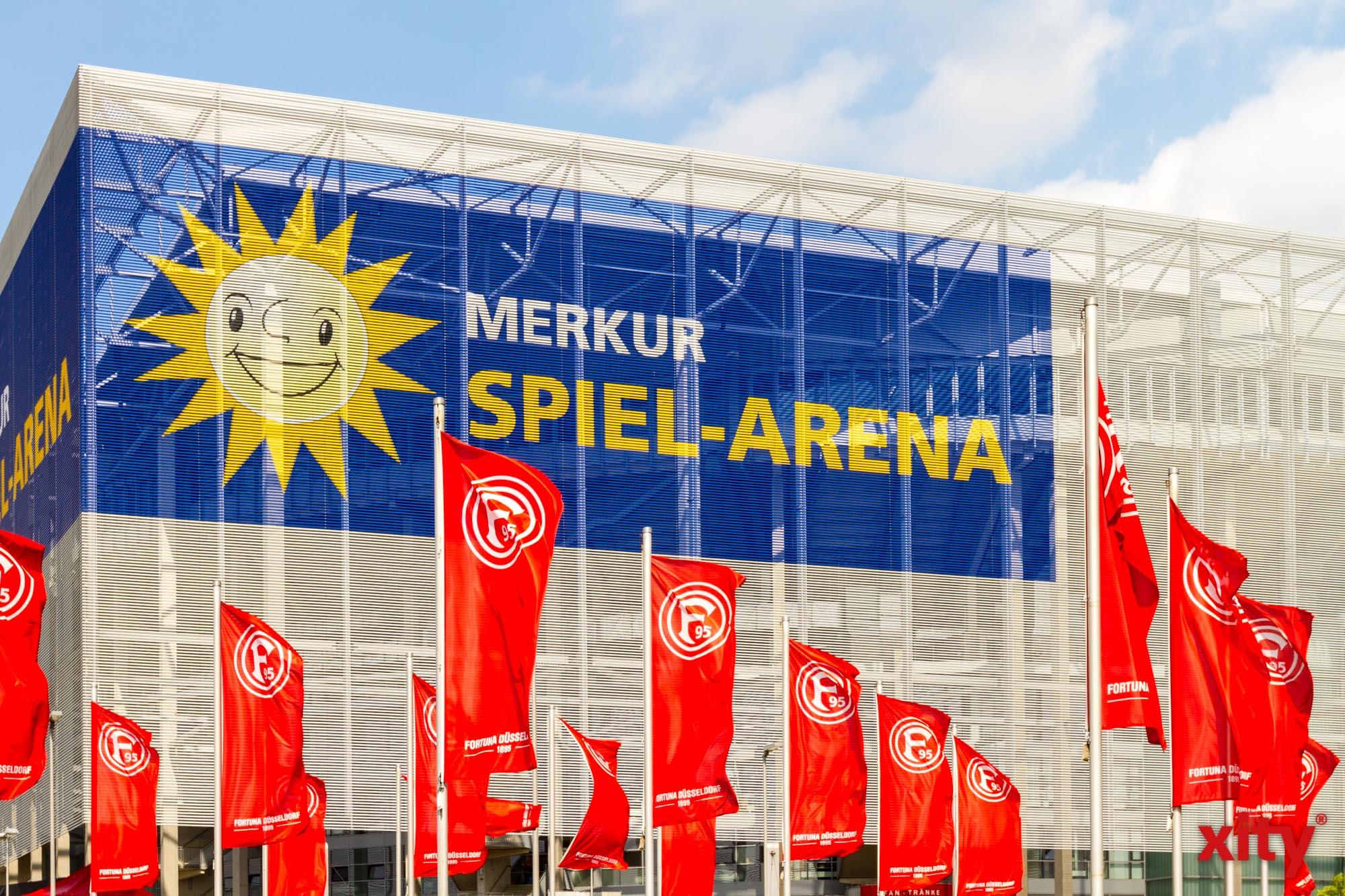 Stadt und Fortuna einigen sich auf zweijährigen Mietvertrag für die Merkur Spiel-Arena (Foto: xity)