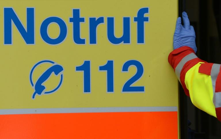 Junge und Rottweiler auf dem Dach lösen Rettungseinsatz in Bayern aus (© 2019 AFP)