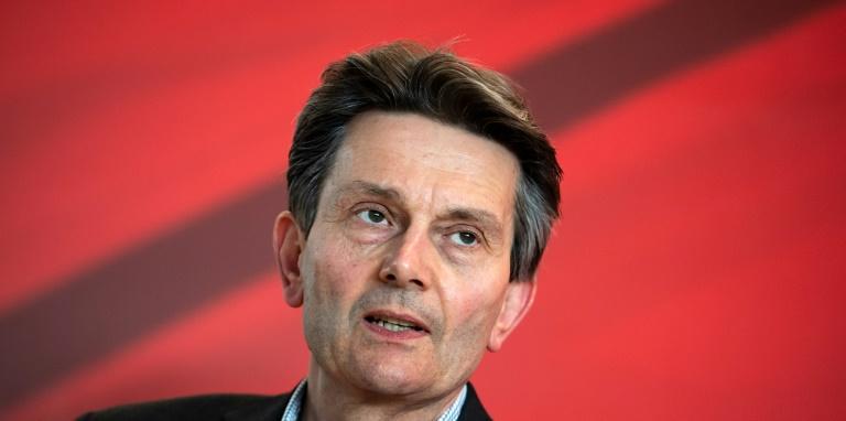 Kommissarischer SPD-Fraktionschef wirbt für Fortbestand der großen Koalition (© 2019 AFP)