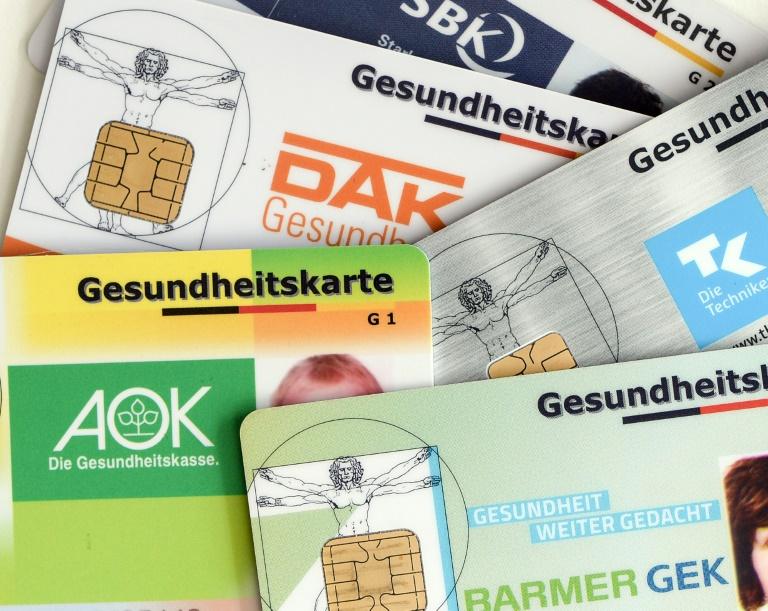 """""""FAZ"""": Gesetzliche Krankenkassen erstmals seit drei Jahren in den roten Zahlen (© 2019 AFP)"""