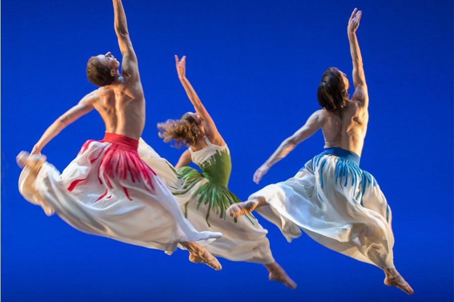 Das Ballett am Rhein geht auf Tour