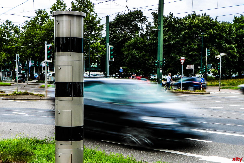 Stadt nimmt drei Rotlichtblitzer wieder in Betrieb (Foto: xity)