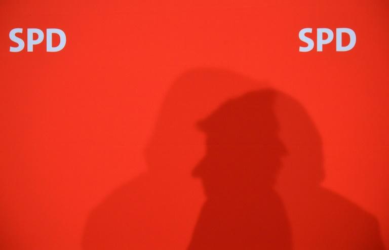SPD-Frauen fordern Doppelspitzen auf allen Ebenen der Partei (© 2019 AFP)