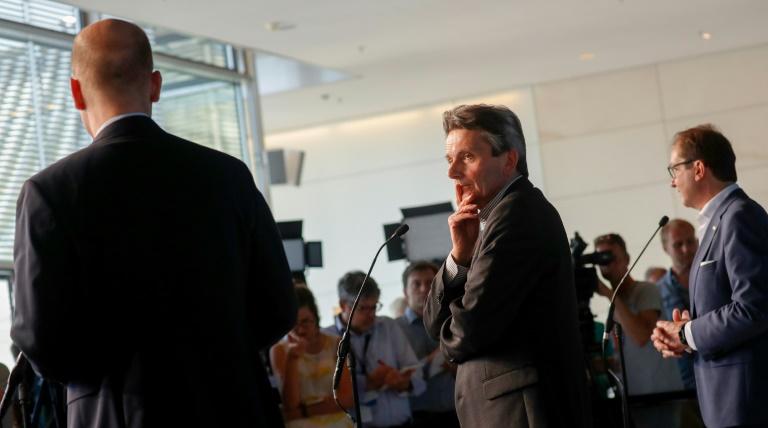 Koalitionsfraktionen wollen trotz Turbulenzen weiter zusammenarbeiten (© 2019 AFP)