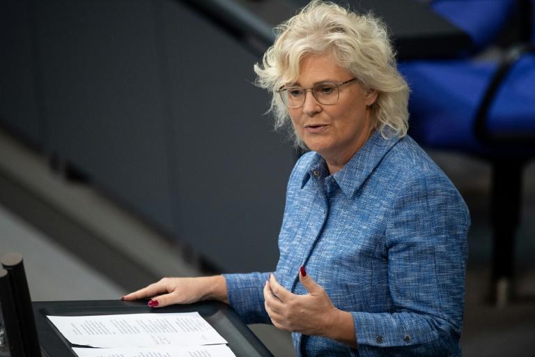 SPD-Politikerin Lambrecht soll Bundesjustizministerin werden
