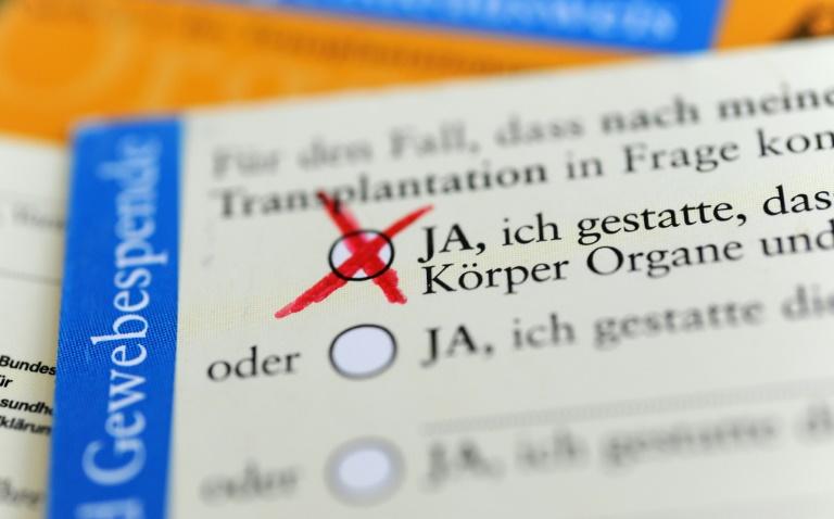 Ärztepräsident: Empfang von Spenderorgan von Spendebereitschaft abhängig machen