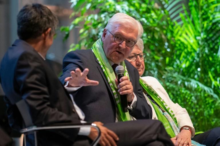 Steinmeier ruft Bürger zu Einsatz gegen digitale Bevormundung auf (© 2019 AFP)