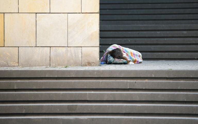 """Regierung will """"in Kürze"""" Wohnungslosenstatistik auf den Weg bringen"""