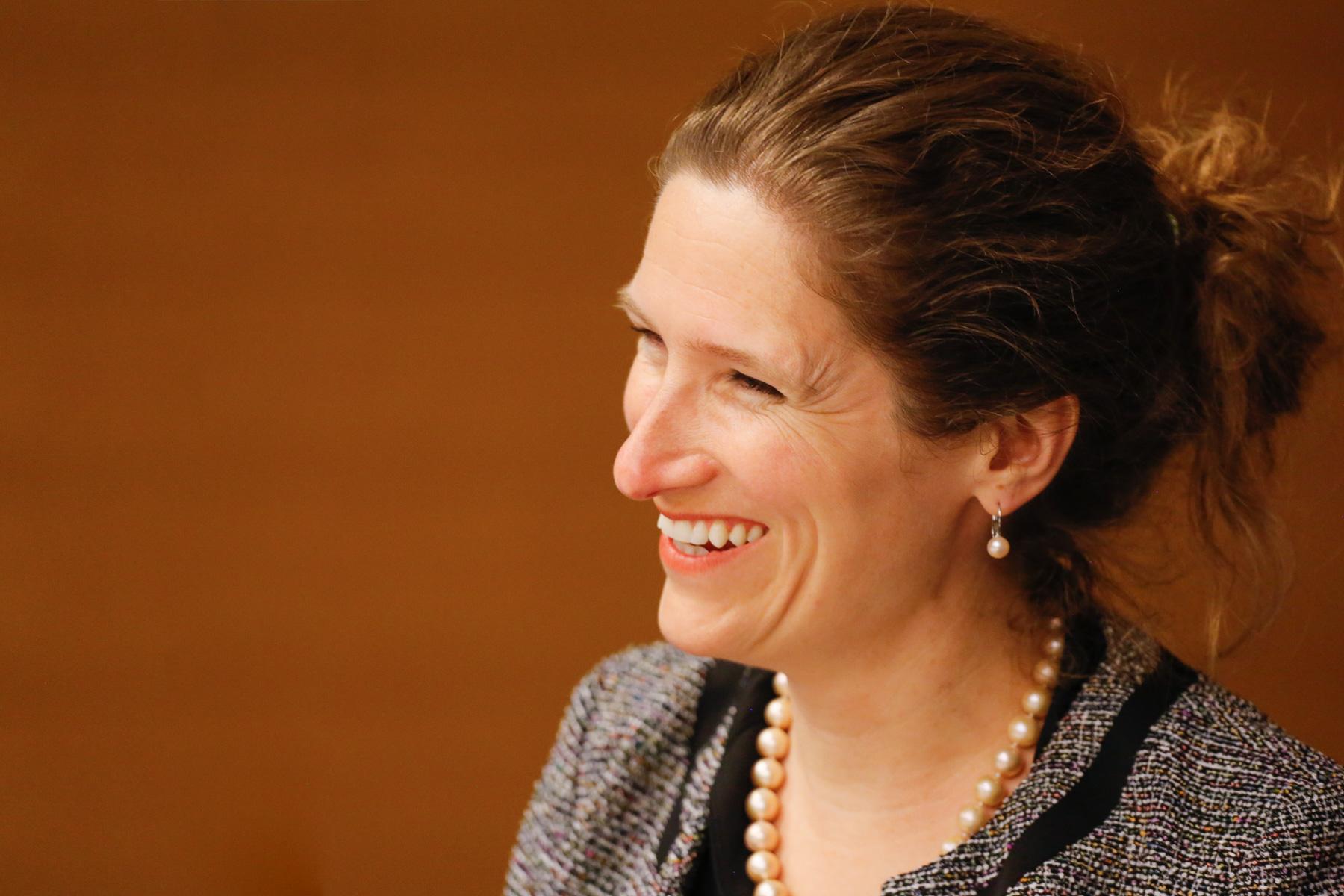 US-Konsulin Fiona Evans (Foto: xity)