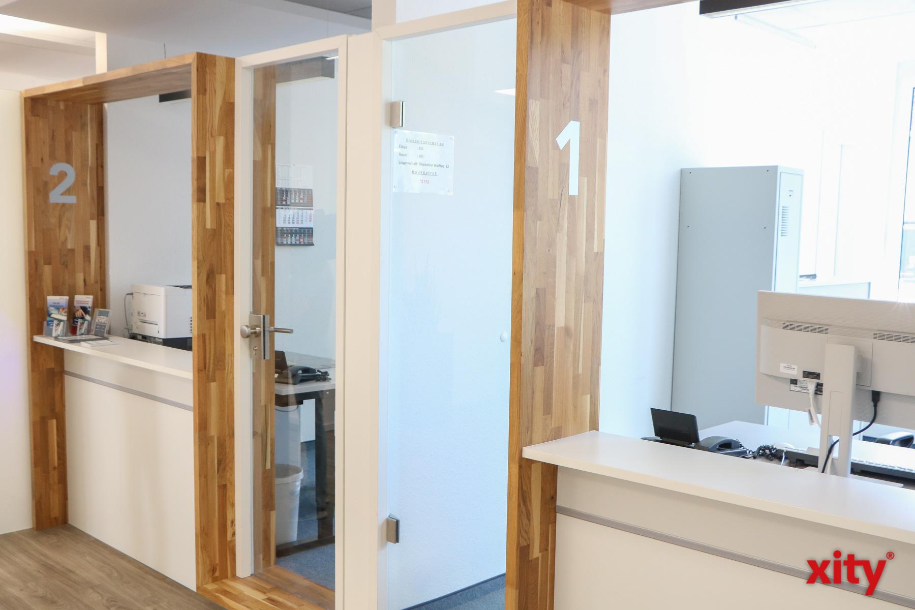Bei all der Digitalisierung ist auch das Gespräch im Jobcenter sehr wichtig (Foto: xity)