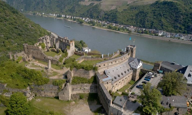 Burg Rheinfels in Rheinland-Pfalz bleibt im Besitz der Stadt St. Goar