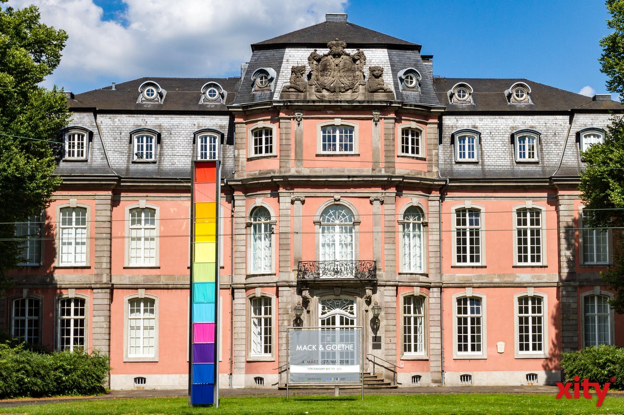Das Goethe-Museum ist derzeit geschlossen